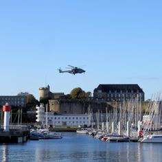 La ville de Brest | Finistère Bretagne | #myfinistere #vacances #Brest