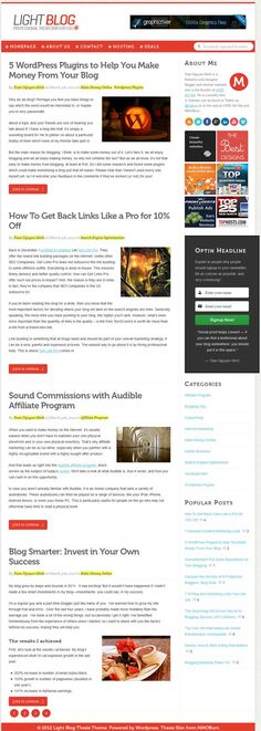 Ultra responsive Thesis Skin built on core code of Thesis WordPress Theme