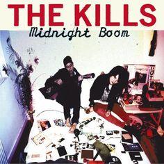 The Kills - Midnight Boom - 2008