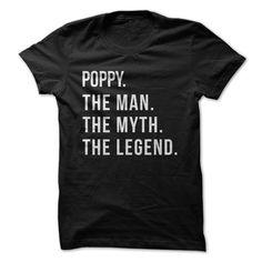 Poppy. The Man. The Myth. The Legend.