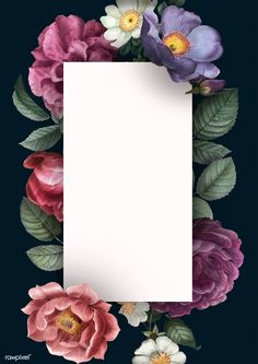 Hottest Pic Invitation Card background Tips Just getting to grips with your wedding invitations? Discover everything you need to learn to get th Framed Wallpaper, Flower Background Wallpaper, Flower Backgrounds, Iphone Wallpaper, Background Banner, Vintage Backgrounds, Invitation Mockup, Floral Invitation, Floral Wedding Invitations