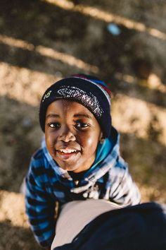 Imagine walking around and taking pictures around Lesotho only to look down and see this loving face hanging on to your leg. Beautiful moments.