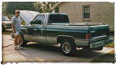 Second truck a 1984