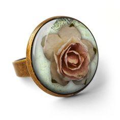 Pink Rose Ring (RR08)