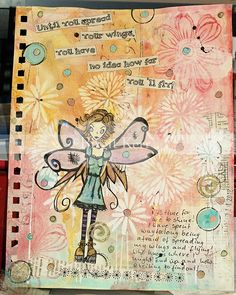 Birgit's Daily Bytes: More Art Journaling Tips and Tricks