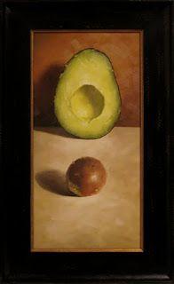 MICHAEL NAPLES: Avocado with Pit
