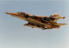 SAAF Mirage F-1AZ. Unfortunately this one lost with pilot.