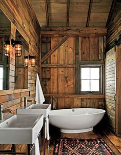 A Centuries-old Barn Gets New Life - Chicago Home + Garden - Summer 2012 - Chicago  http://www.chicagohomemag.com/Chicago-Home/Summer-2012/A-Centuries-old-Barn-Gets-New-Life/