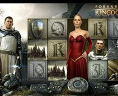 Forsaken Kingdom Video Slot has Free Spin feature, Bonus Game feature and Expanding Wild