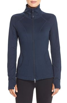 Zella'Scoop' Jacket available at #Nordstrom