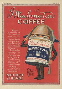 Washington's Coffee