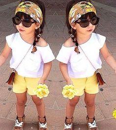 Rt 0126 de las muchachas del verano 2015 muchachas de los niños de la camiseta + pantalones de flores ropa de los cabritos de la ropa de verano de manga traje en Conjuntos de Ropa de Bebés en AliExpress.com | Alibaba Group