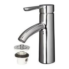 DALSKÄR Bath faucet with strainer - - IKEA