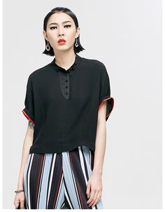 The Short Chic Chiffon Blouse