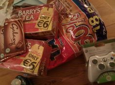 An Irish care package :)