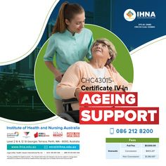 Take up a job where career and passion come together! Lead from the front as an aged care team leader with the nationally accredited Certificate IV in Ageing Support and gain a deep working knowledge of the aged care sector. For course details, Contact 0862128200. #IHNA #AgedSupportworker #CareSupervisor #Agedcarecourse #CertificateCourse #australia Nursing Australia, Nursing Courses, Leading From The Front, Certificate Courses, Acute Care, Aged Care, Team Leader, Ageing, Learning Resources