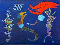 Kandinsky -The Arrow,1943