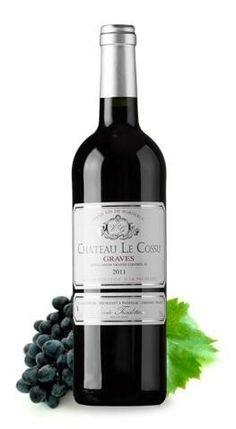 """cassa da 12 bottiglie da 75 cl di Vino Rosso Tradition """"Vignobles Guindeuil"""""""