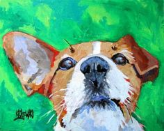 Hey, I found this really awesome Etsy listing at http://www.etsy.com/listing/22362279/jack-russell-terrier-art-print-of