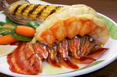 How to cook lobster tails.