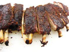 Slow Roasted Pork Ribs