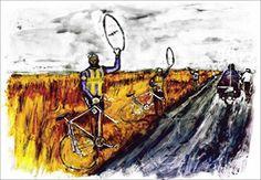 Cycling Art   cycling art