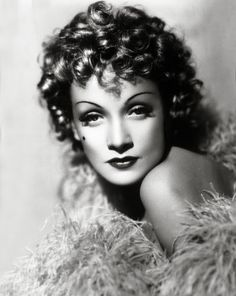 allthroughthenightb:  Any chance is good to include my favorite pic of Marlene Dietrich.