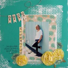 Elizabeth by Tessa Buys, via Flickr