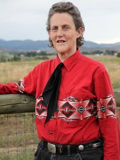 Temple Grandin on how the autistic think different