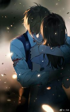 Anime couples manga, manga couple, couple art, anime love couple, a Couple Anime Manga, Anime Cupples, Anime Love Couple, Couple Art, Art Anime Fille, Anime Art Girl, Anime Couple Romantique, Kawaii Anime, Cartoon Kiss