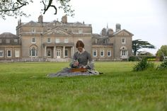 Anxiously awaiting the third season of Downton Abbey? Get your period-piece fix with our slide show of the sumptuous manor houses and castles from such beloved films as Howards End and Jane Eyre.