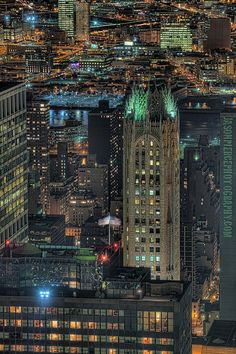 NYC. General Electric Building // by | Jason Pierce  via Flickr