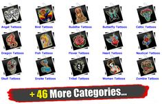 Miami Ink Tattoo Categories #Miami_Ink_Tattoo_Designs_Review #tattoo_designs #Miami_Ink_Tattoo_Designs