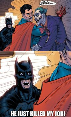 How batman vs superman will end