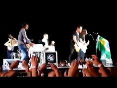 Foo Fighters Porto Alegre - Renato Lehn e Fernanda Costa