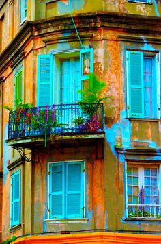 Beaded New Orleans Balcony~LOVE it!, AlliedPRA New orleans. Brought to you by BlogHer