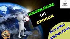 Forms or types of knowledge - Knowledge or opinion - building knowledge - Part 1 Have a specialist domain over all subjects? He can talk about everything, bu. Atheist, Believe, Knowledge, Author, Faith, God, Type, Building, Dios