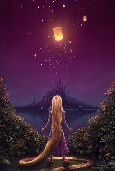 PHOTOS: Disney Princess 'Destiny' fan art series