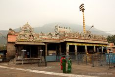 This is called the Annamalaiyar Temple and is dedicated to Lord Shiva. Main Entrance Door, The Holy Mountain, Sitting Posture, Morning View, Man Sitting, Place Of Worship, Deities, Shiva, Temples