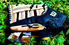 Wilson A360 Slow Pitch Softball Glove- Left Handed 12.5 Leather...