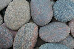 35 Extra LARGE Flat Sea Stones Beach por BalticBeachTreasures