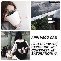 """#dopefilterssvscocam alternative to ios """"fade"""" filter  free but you have to get it from the vsco store — requested by: @anehta.2 and @stefanosdem — top right pic credits: @kate_solic —  #qotp: fave type of filter?"""