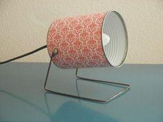 L'idée déco du samedi : une lampe boîte de conserve