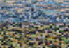 Studio Artist - Factory Settings - Mosaic Movie Brush - Graffiti3 Paper Weaving, Bunt, Mosaic, Quilts, Studio, Artist, Decor, Paper, Weaving