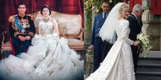 The Most Iconic Royal Wedding Gowns of All Time - GoodHousekeeping.com