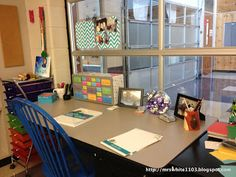 Tips for decorating a middle school classroom from a 7th/8th ELA teacher.