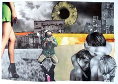 1989, collage, 26.08.2013 Wrocław , more on my website: http://smogor.tv