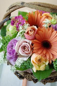 Natural Flower Style