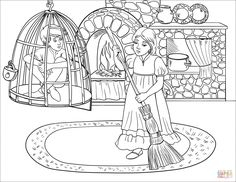 Stunning coloring pages: Coloring pages for hansel and gretel Amazing Coloring sheets Online Coloring Pages, Free Printable Coloring Pages, Colouring Pages, Free Coloring, Coloring Pages For Kids, Coloring Sheets, Coloring Books, Hansel And Gretel House, Hansel Y Gretel