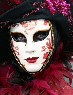 Beautiful Masks-Carnival